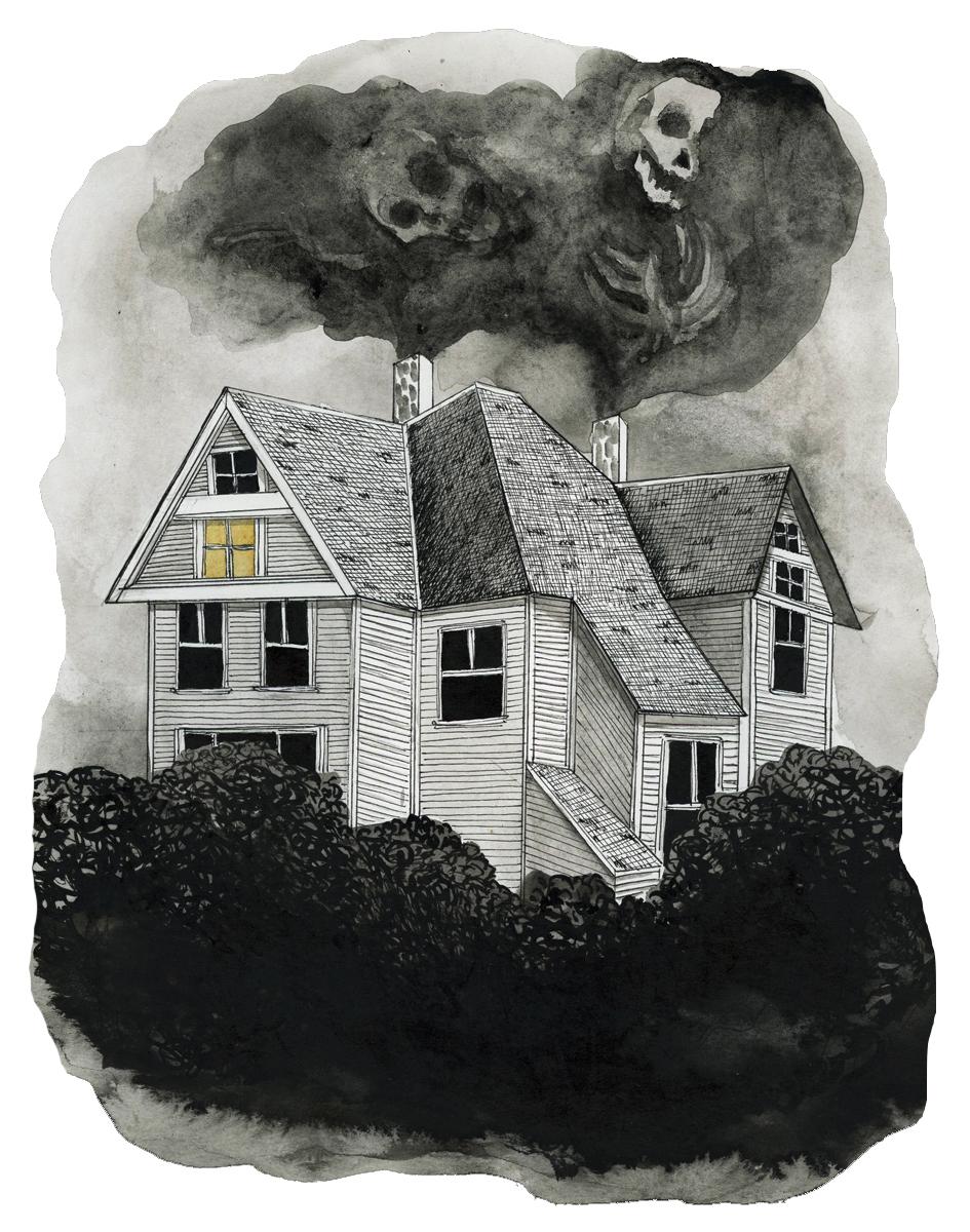 House haunted web